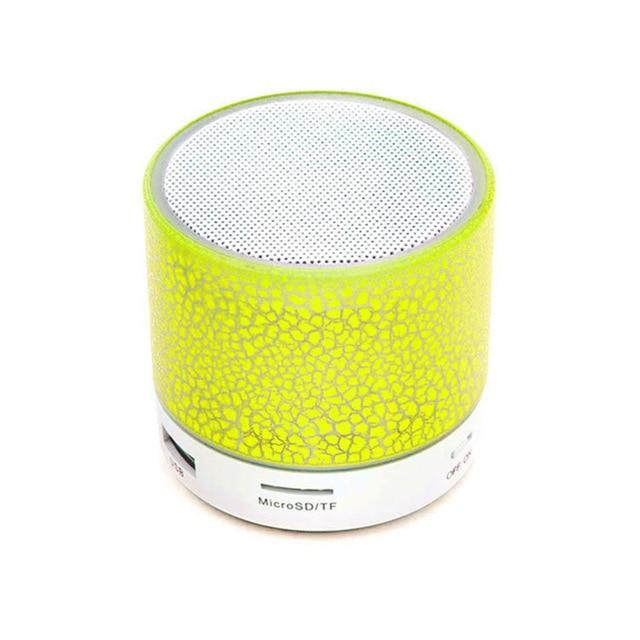 Prismatic Wireless Speakers Another Ideal Shop Yellow