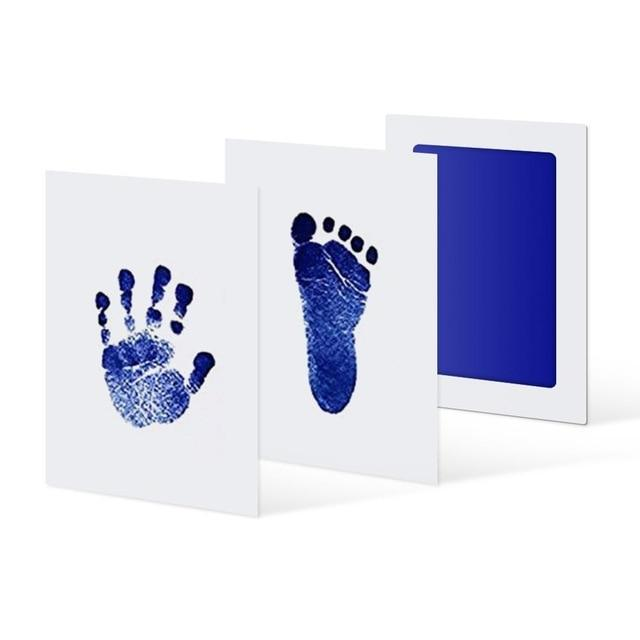 Inkless Hand and Footprint Kit Another Ideal Shop Blue