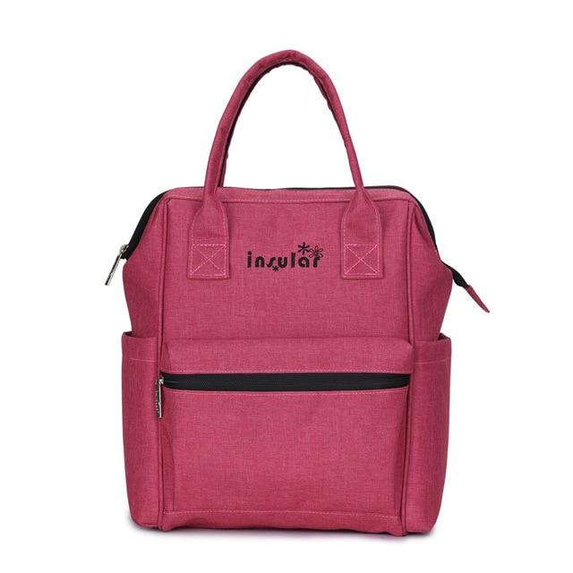 Mommy's Backpack Diaper Bag Another Ideal Shop Rose
