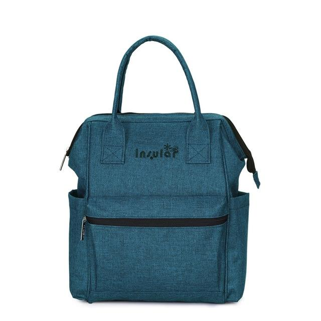Mommy's Backpack Diaper Bag Another Ideal Shop Cyan