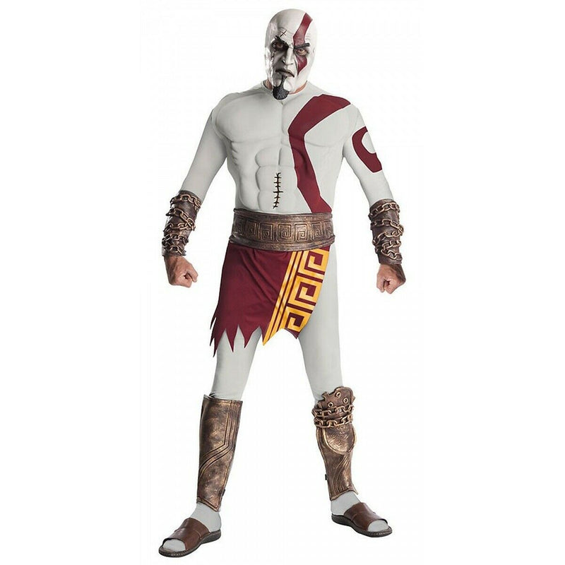 DISFRAZ KRATOS GOD OF WAR