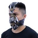 BANE MASK THE DARK NIGHT RISES