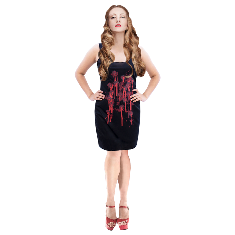DISFRAZ BULLETS DRESS
