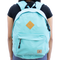 STYLISH AQUA BACKPACK