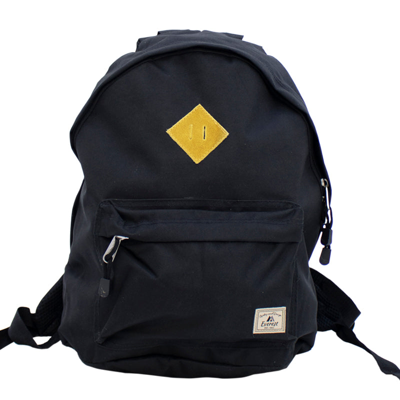 STYLISH BLACK BACKPACK