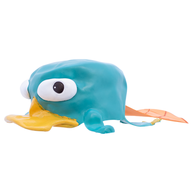 PERRY THE PLATYPUS LATEX