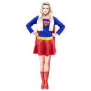 DISFRAZ SUPER HERO GIRL