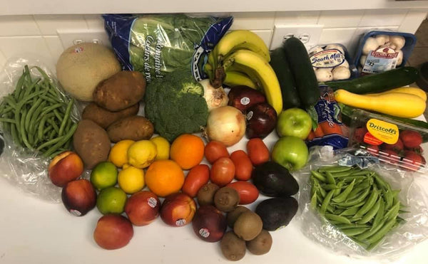 Produce Box of Week