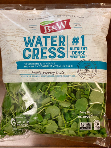 Watercress Salad Blend