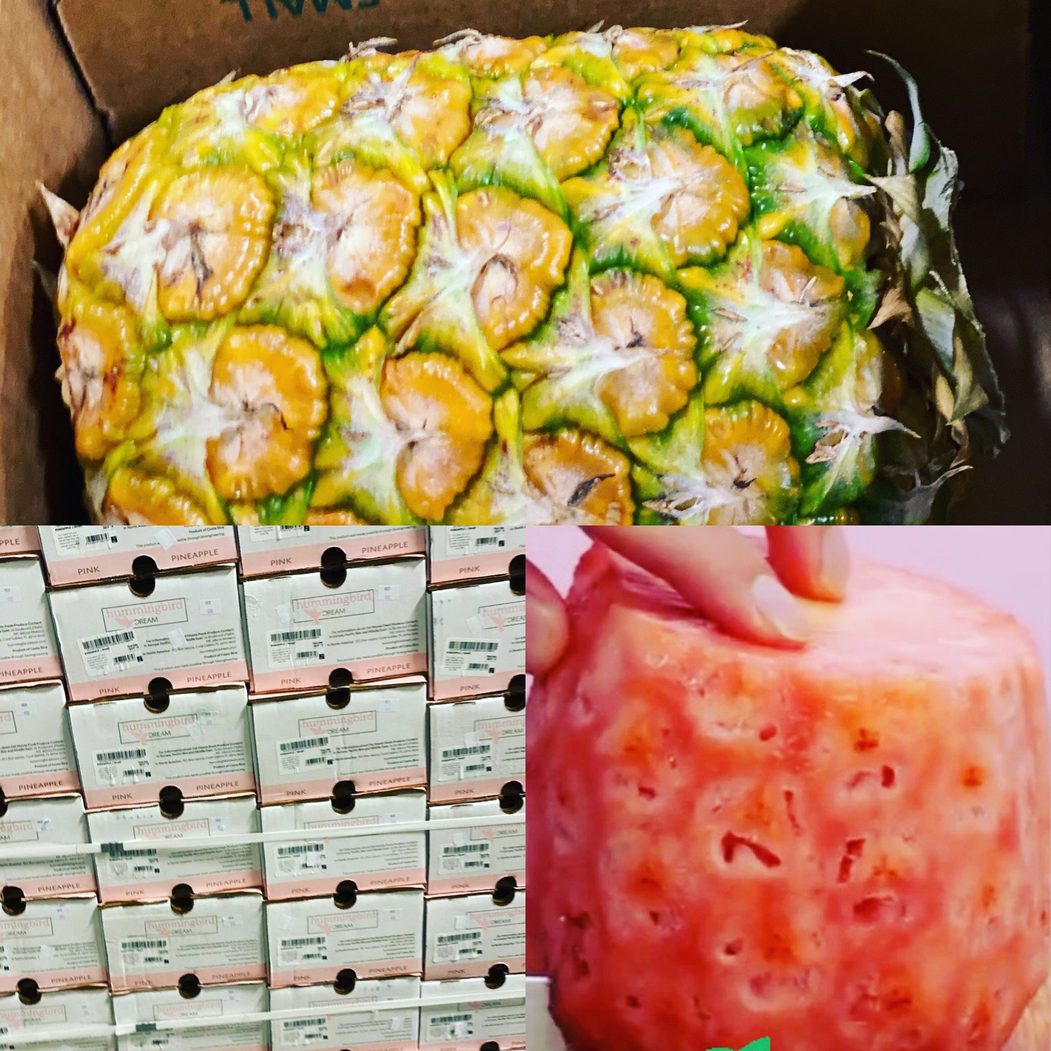 Pineapple Pinkglow (2 each)