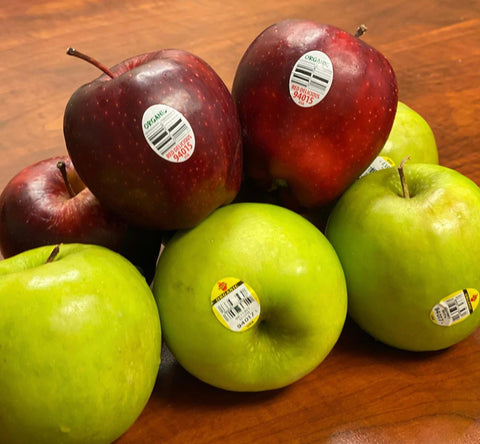 Organic Mixed Apple Pack