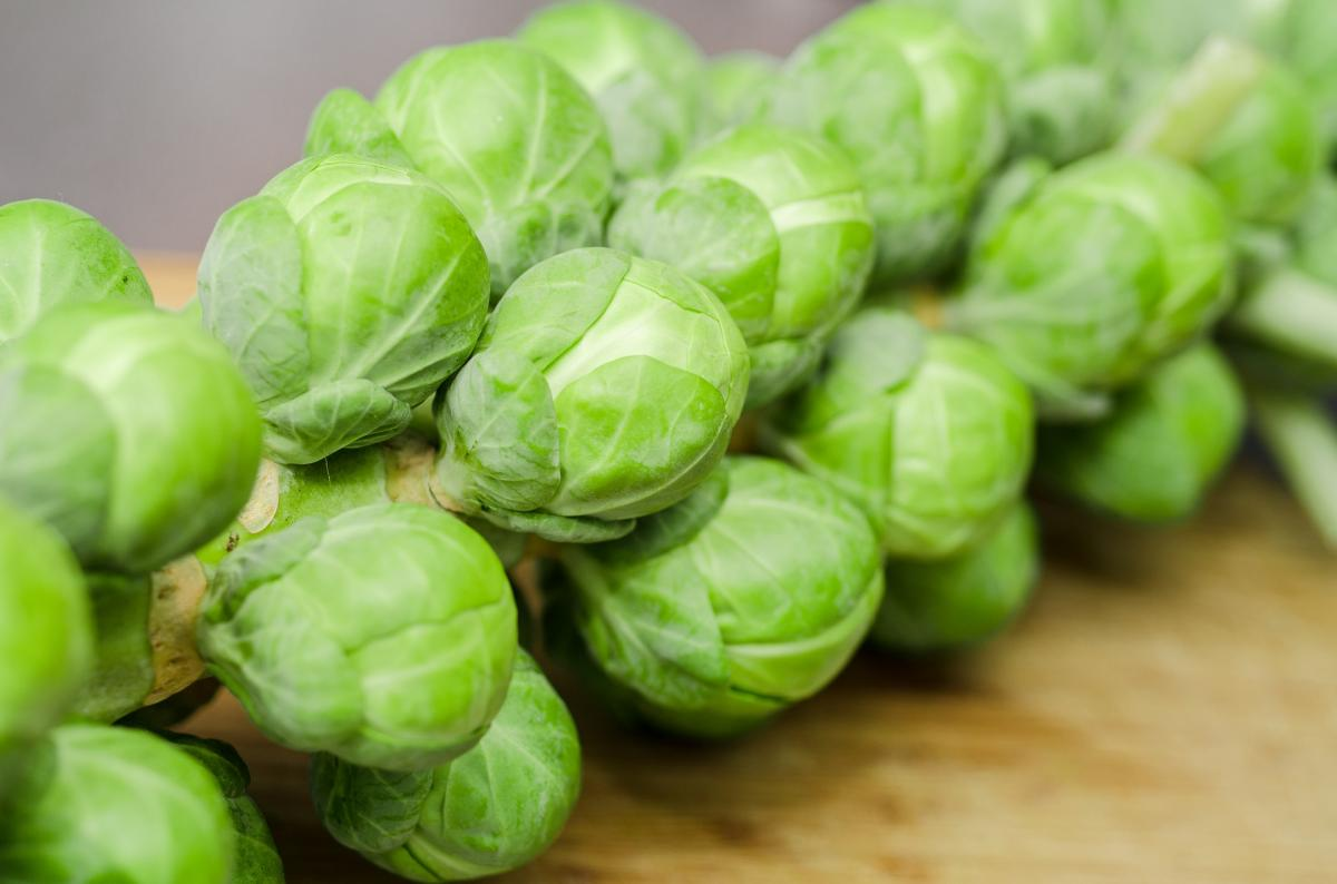 Sprouts Brussel (3 lb bag)