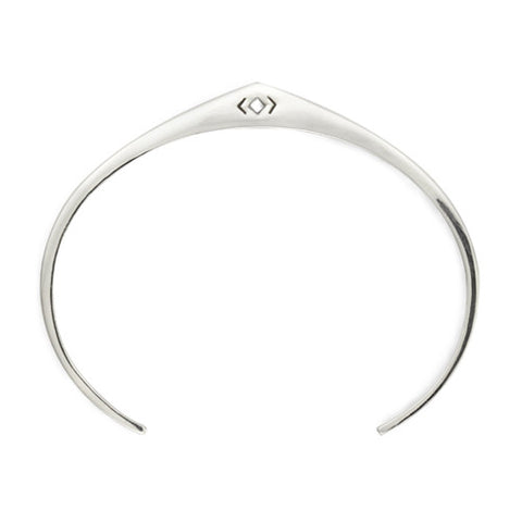 Arch Cuff / Sterling Silver