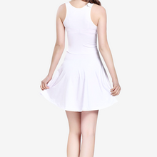 Load image into Gallery viewer, Derelict DESERTWOOD Women's Sleeveless Midi Casual Flared Skater Dress