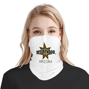 DESERTWOOD Star Sports Scarf / Mask