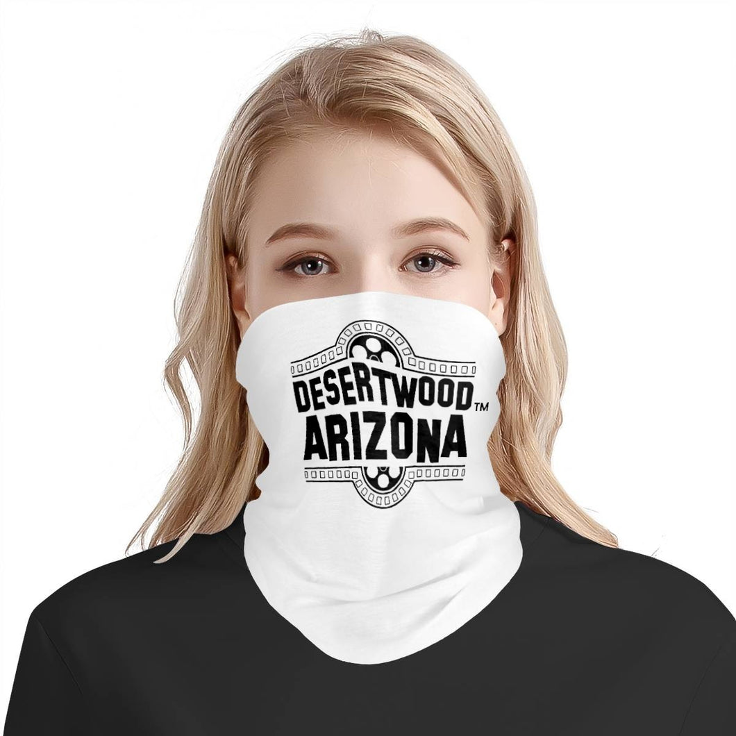 DESERTWOOD Split Reel Sports Scarf / Mask