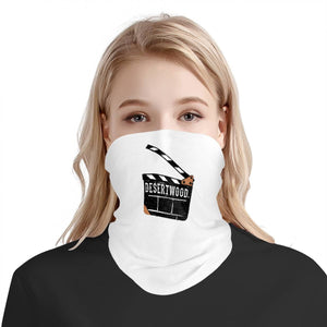 DESERTWOOD Movie Slate Sports Scarf / Mask