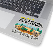 Load image into Gallery viewer, DESERTWOOD Filmed sticker