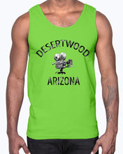 "Load image into Gallery viewer, Desertwood Classic ""Camera"" Gildan Ultra Cotton Tank"