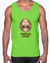 "Load image into Gallery viewer, Desertwood Visitors ""Light Walker"" Gildan Ultra Cotton Tank"