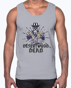 "Desertwood Dead ""The Highwayman"" Gildan Ultra Cotton Tank"