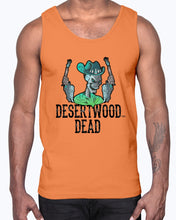 "Load image into Gallery viewer, Desertwood Dead ""The Gunslinger"" Gildan Ultra Cotton Tank"