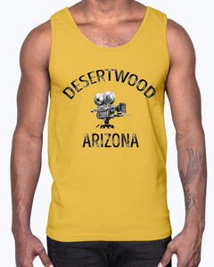 "Desertwood Classic ""Camera"" Gildan Ultra Cotton Tank"
