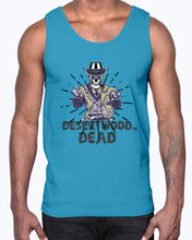 "Load image into Gallery viewer, Desertwood Dead ""The Highwayman"" Gildan Ultra Cotton Tank"