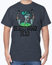 "Load image into Gallery viewer, Desertwood Dead ""The Gunslinger"" Gildan Cotton T-Shirt"
