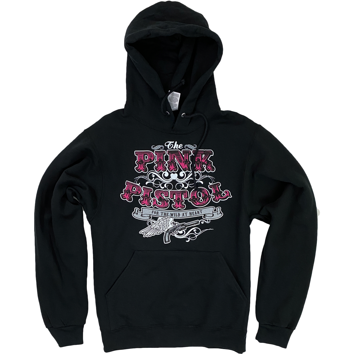 Frilly Pullover Hoodie