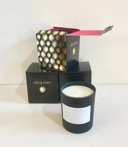 Sisi & May Black Oud Candle