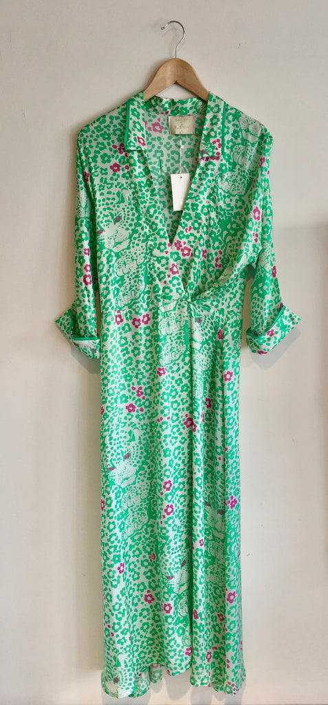 Bailey & Buetow Wrap Dress