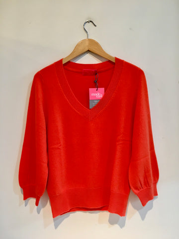 Made East Anais Tangerine Jumper