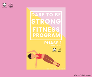 Dare To Be Strong Fitness Program: Phase 1