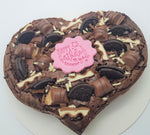 Load image into Gallery viewer, Celebration Brownie Heart