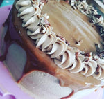Load image into Gallery viewer, Cinnamon Caramel Pecan Cafe Cake