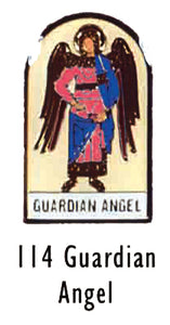 Guardian Angel Lapel Pin