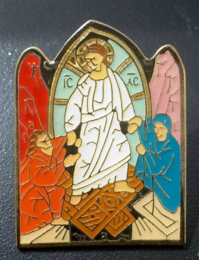 Resurrection of Christ Lapel Pin