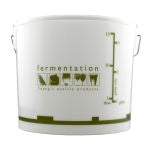 Fermentation Bucket & Lid 15 Litre / 3 gallon, Food grade for beer & wine making