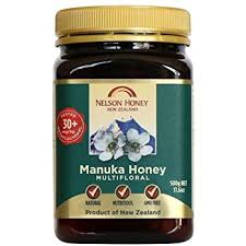 NELSONS MANUKA HONEY 30+ (5+)  BRONZE 500G genuine fully traceable