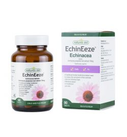 Natures Aid EchinEeze® 70mg (Equivalent 460-530 of Echinacea) 90 Tablets