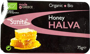 Sunita Honey Halva 75g the sesame treat