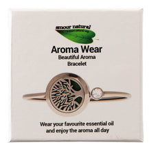 Load image into Gallery viewer, Aroma Jewelery Bracelet / Necklace, Tree / Heart / Swirl
