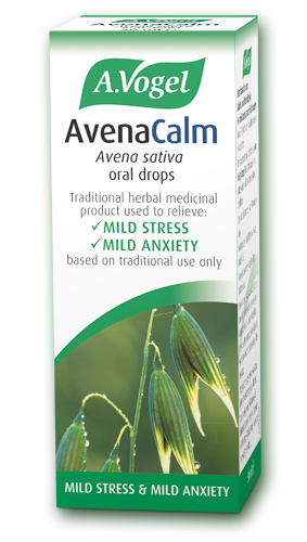 A Vogel AvenaCalm Avena sativa 50ml