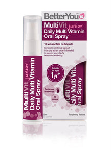 Better You Multi Vit JUNIOR Daily Oral Spray 25ml