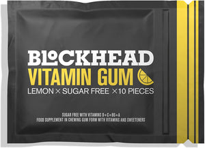 to be disc Blockhead Vitamin Gum