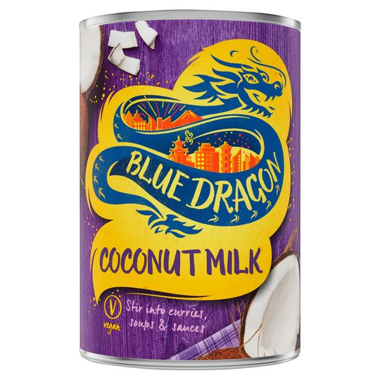 Blue Dragon Coconut Milk Can 400ml VEGAN