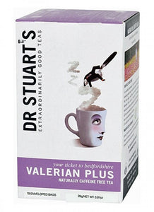 Dr Stuarts Valerian Plus Tea