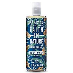 FAITH IN NATURE Body Wash (Choose Fragrance)