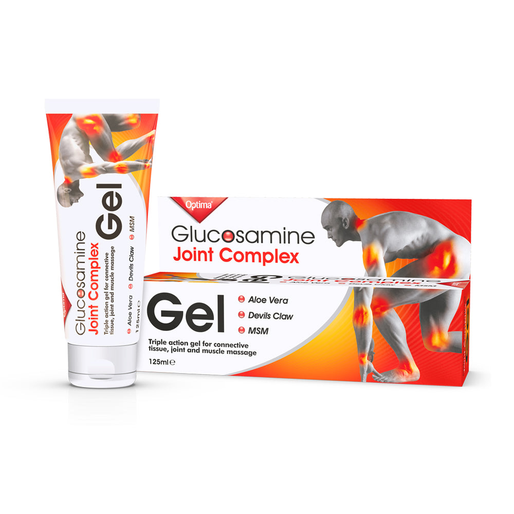 Optima Glucosamine Joint Complex Gel with Aloe Vera and Devil's Claw